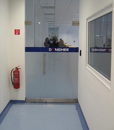 Celosklenné dvere