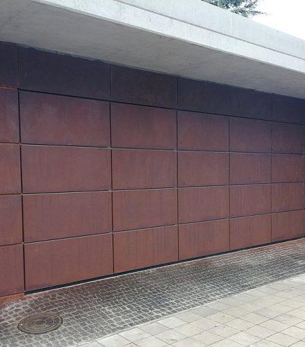 Obkladové brány