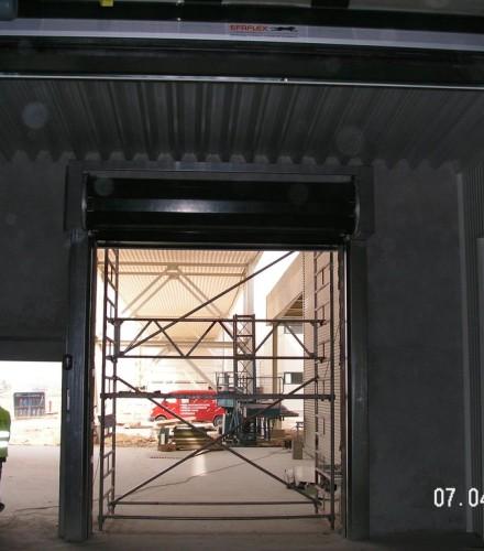 Rýchlobežné brány Efaflex