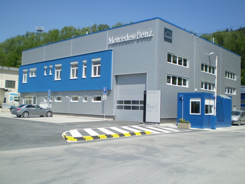 Sekcionálne priemyselné brány