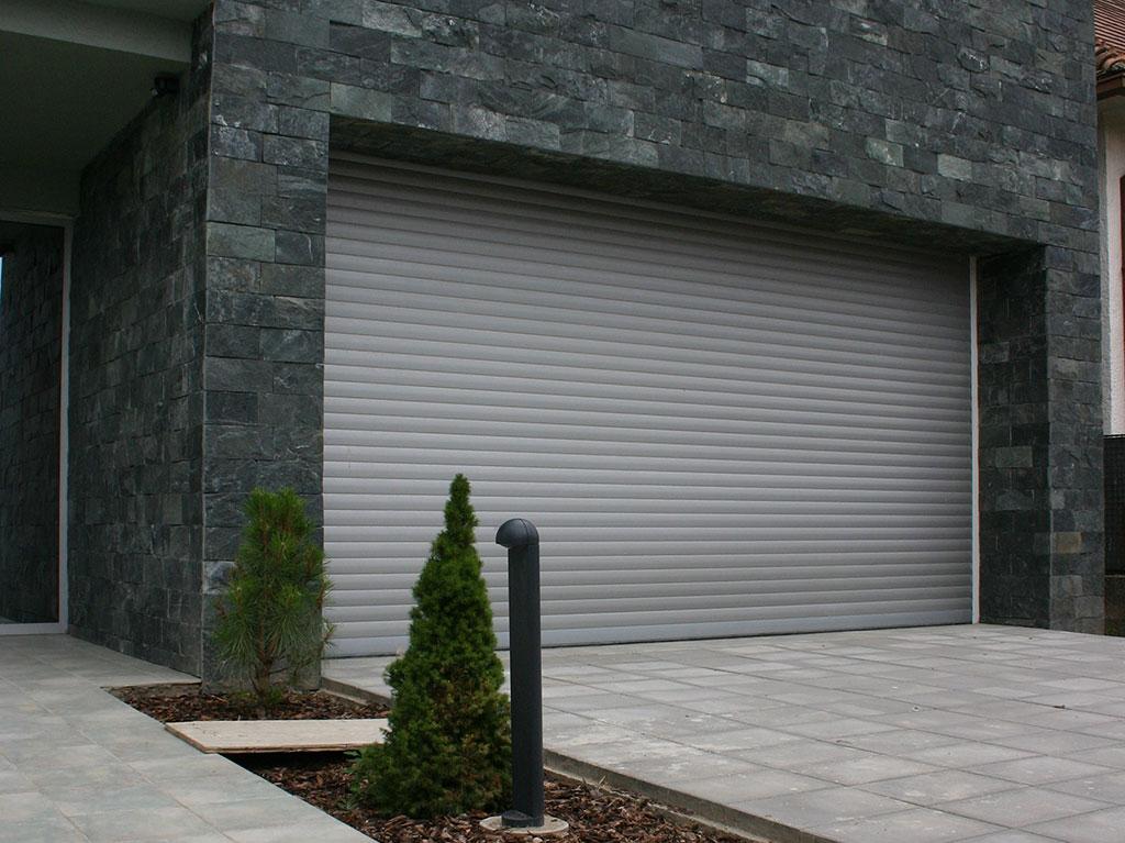 Rolovacia garážová brána Hörmann